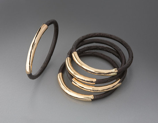 Wrap Ring by Peg Fetter